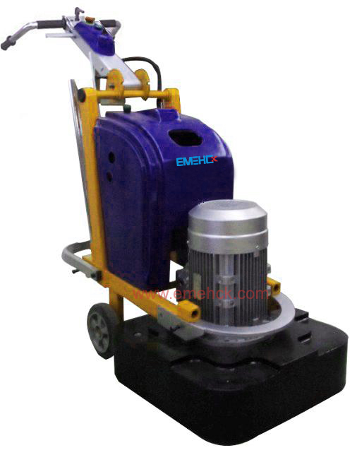 E580 emehck industrial co ltd concrete grinder for Industrial concrete floor cleaning machines